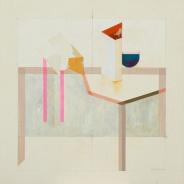 Ruiz Villar - Vase, Cup and Bird