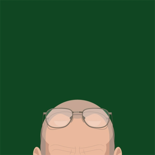 Fernando Perottoni - From Notorious Baldies Serie - 001