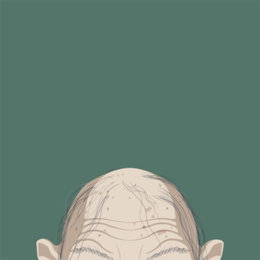 Fernando Perottoni - From Notorious Baldies Serie - 011