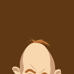 Fernando Perottoni - From Notorious Baldies Serie - 013