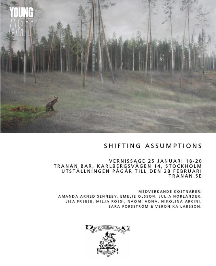 Shifting Assumption - Inbjudan