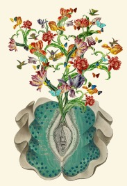 Anatomical Collages By Travis Bedel - 003