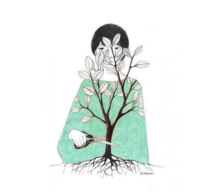 Jiwoon Pak - Rootless Tree