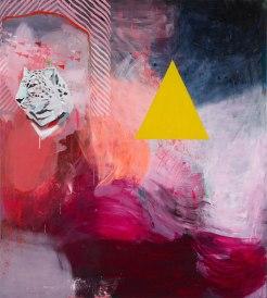 Miranda Skoczek - Fire Triangle and Leopard