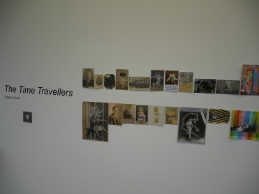 The Time Travellers Exhibition - Title