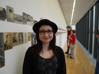 The Time Travellers Exhibition - Me