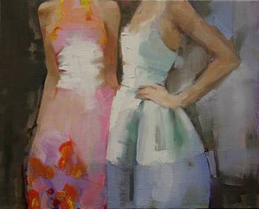 Fanny Nushka Moreaux - Two Dresses