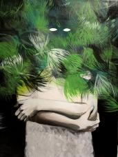 Hanna Ilczyszyn - Behind the plant