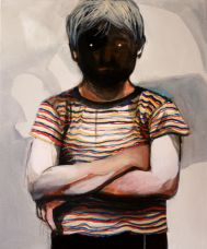 Hanna Ilczyszyn - Black boy