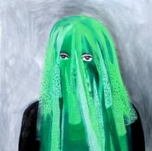 Hanna Ilczyszyn - Green veil