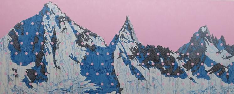 David Pirrie - Kates Needle, BC Coast