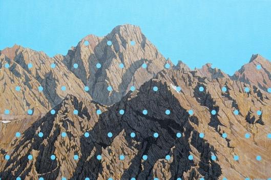 David Pirrie - Mt Moran SW, WY
