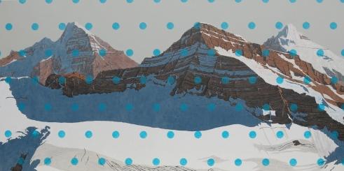David Pirrie - Mt Phillips, BC Rockies