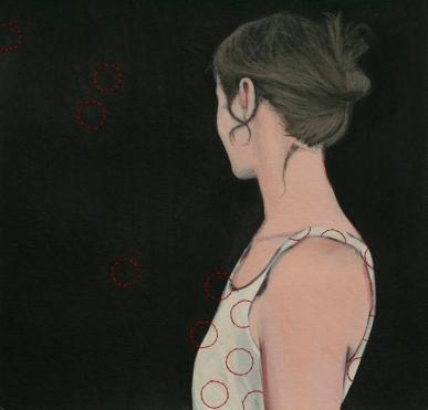 Karoline Kroiß - Red Circles