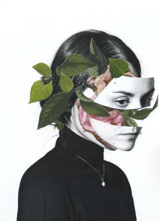 Rocio Montoya - Autoretrato