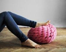 Ohhio - Floor pillow. Super lush floor pillow