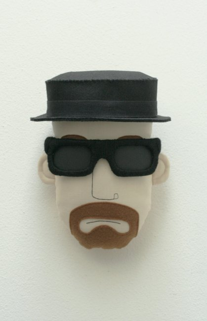Pollaz - Heisenberg Pillow Face