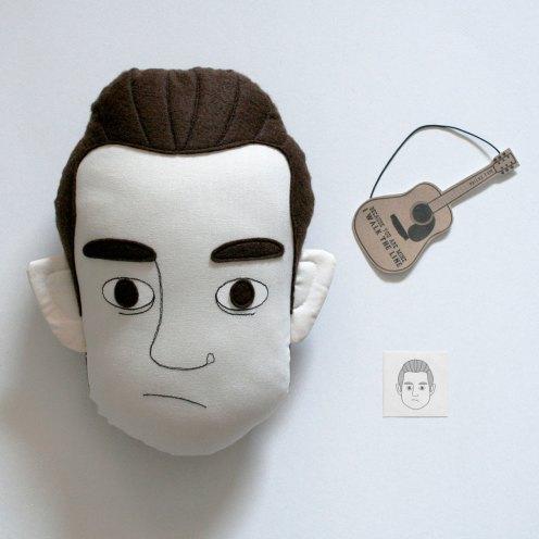 Pollaz - Johnny Cash Pillow Face