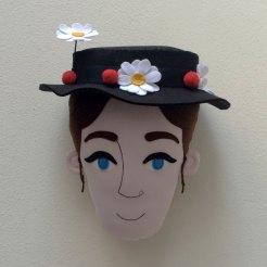 Pollaz - Mary Poppins Pillow Face