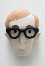 Pollaz - Woody Allen Pillow Face
