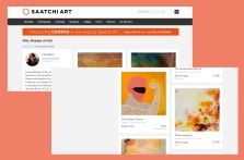 Saatchi Art - Fifty Shades Of Fall Collection