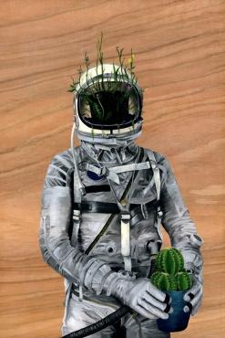 Famous When Dead - Spaceman No-1 | Cacti