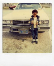 Found Polaroid Project - 055