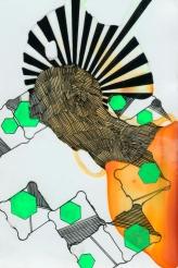 Kim Carlino - Geometric Intervention II