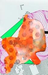 Kim Carlino - Geometric Intervention III