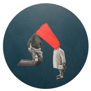 Lauren McLaughlin - Untitled (red)