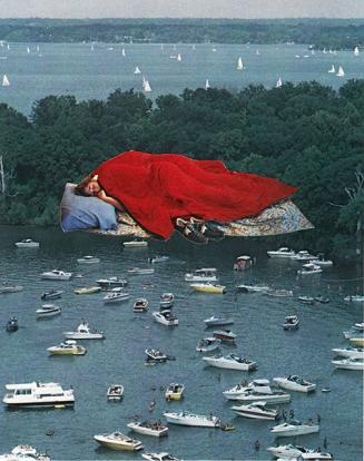 Martin Carri - Napping