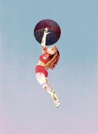 Oleg Borodin - Girl with ball