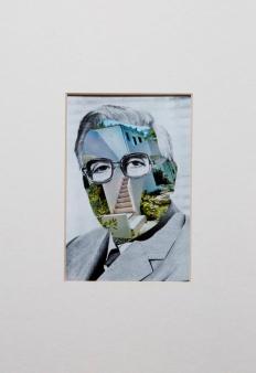 Silvio Severino - Prosopagnosia - Small Portraits #07