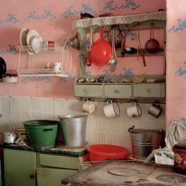 Ula Wiznerowicz - From the series %22Between Homes%22
