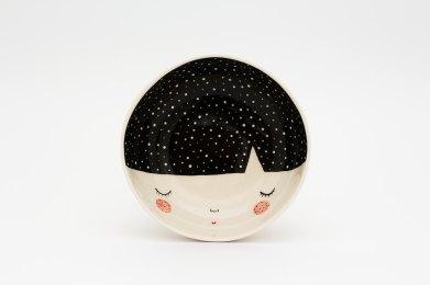 Marina Marinski - Black Ceramica Bowl