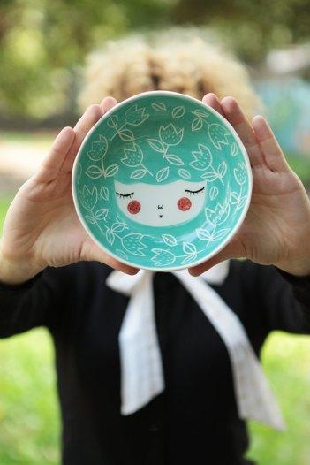 Marina Marinski - Ceramica Serving Bowl