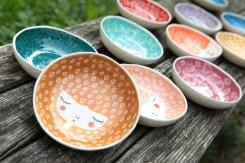 Marina Marinski - Ceramica Serving Bowls Set