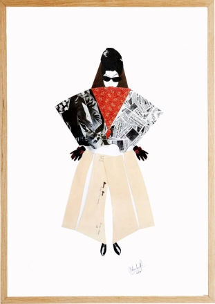 Hormazd Narielwalla - Fairy God, Fashion Mother No.8