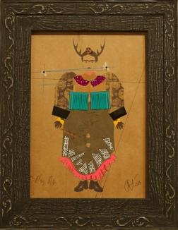 Hormazd Narielwalla - Frida - Wedding portrait