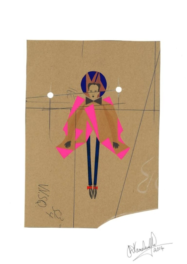 Hormazd Narielwalla - Klaus Nomi the Etheral one