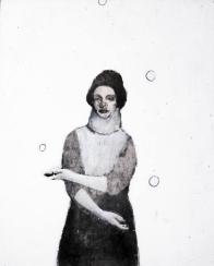 Juggler portrait.