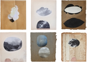 Collage series of 6.