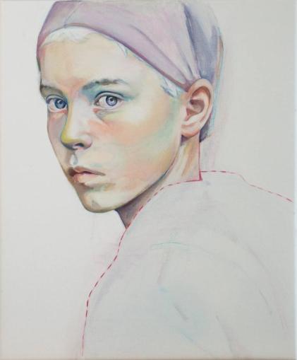 Girl portrait.