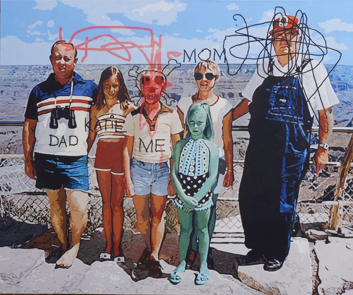Group family portrait.
