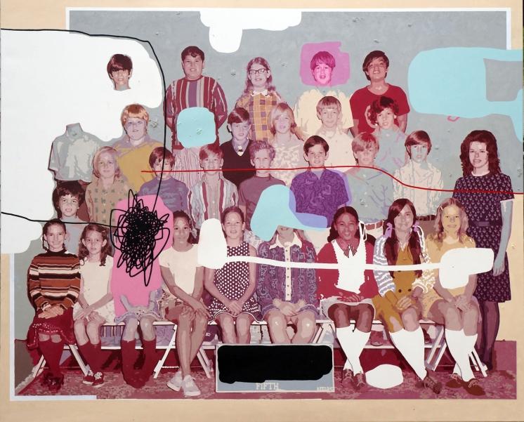 Group classroom portrait.