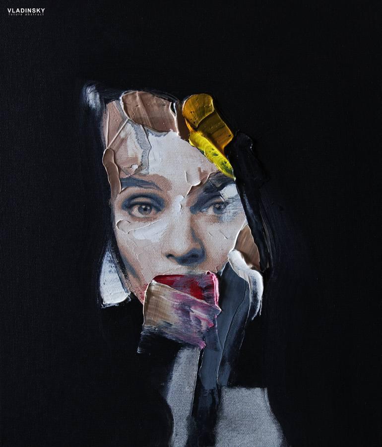 Woman portrait.